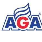 AGA лого для карусели